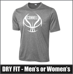 "Contender Dry-Fit ""Meteor"" T-Shirt - CHS Girls Basketball"