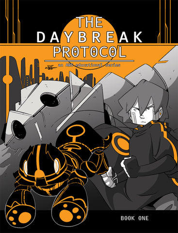 The Daybreak Protocol Book 1 - eBook
