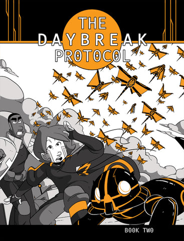 The Daybreak Protocol Book 2 - eBook