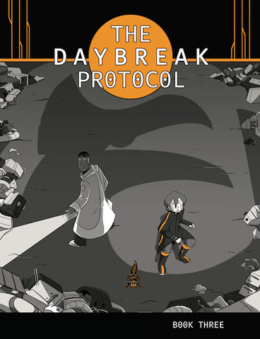 The Daybreak Protocol Book 3 - eBook