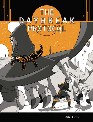 The Daybreak Protocol Book 4 - eBook