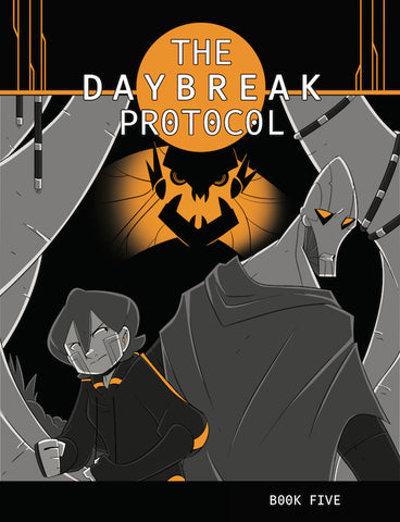 The Daybreak Protocol Book 5 - eBook