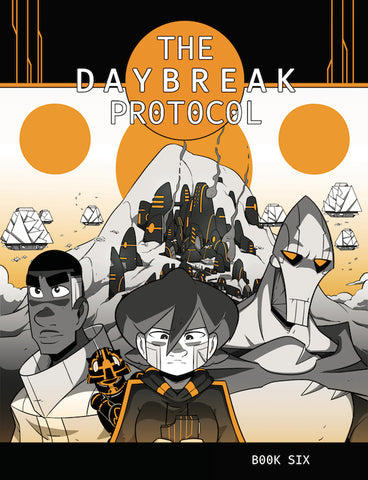 The Daybreak Protocol Book 6 - eBook