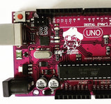 Arduino UNO R3 and Prototype Shield Combo