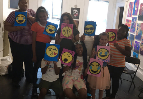 July 8: Shania's 10th Birthday (OMG, Emoji)