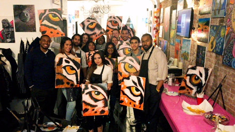 November 10: Lynette's Birthday Bash (Eye of the Tiger)
