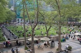 Breaking records and taking names at Bryant Park!