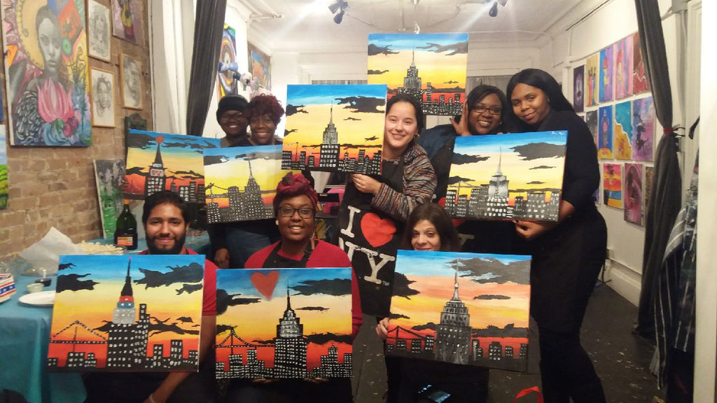 December 15: Straft Team Outing- Empire State Of Mind