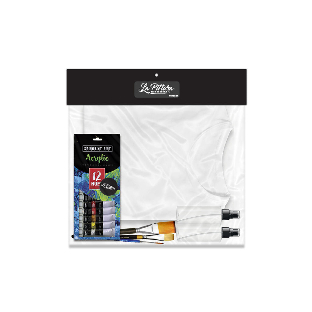 Deluxe T-Shirt Painting Kit