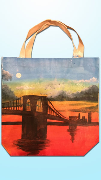 Craftholes: The Tote Bag Painting Class