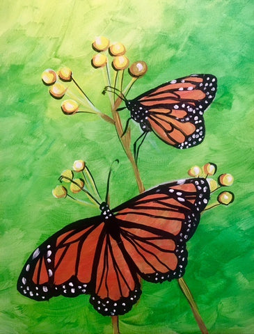 September 25: The Butterfly Effect (5-7pm)