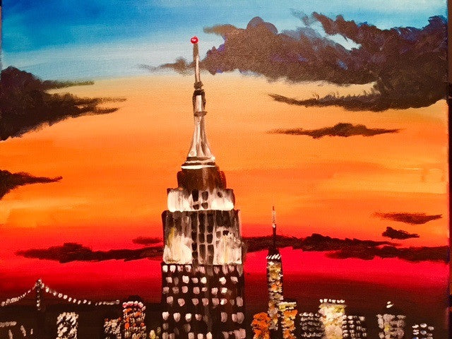 October 14: Empire State of Mind (7:30-9:30pm)