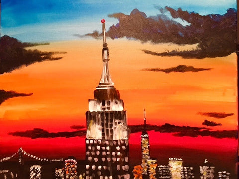 August 10: Empire State of Mind (7:30-9:30pm)