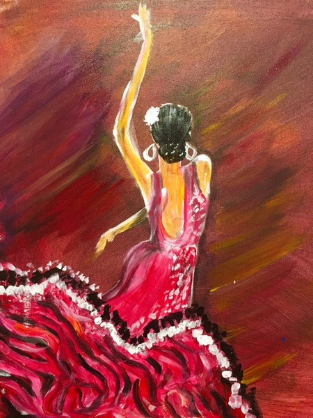 October 25: Let's Go Flamenco! (5-7pm)