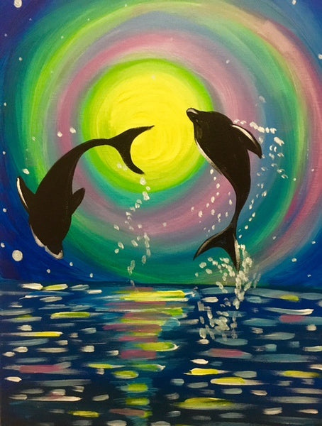 Dolphinetly Beautiful (7:30-9:30pm)