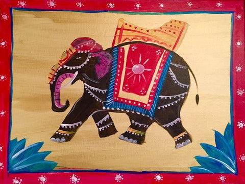 March 16: The Elephant Show (5-7pm)