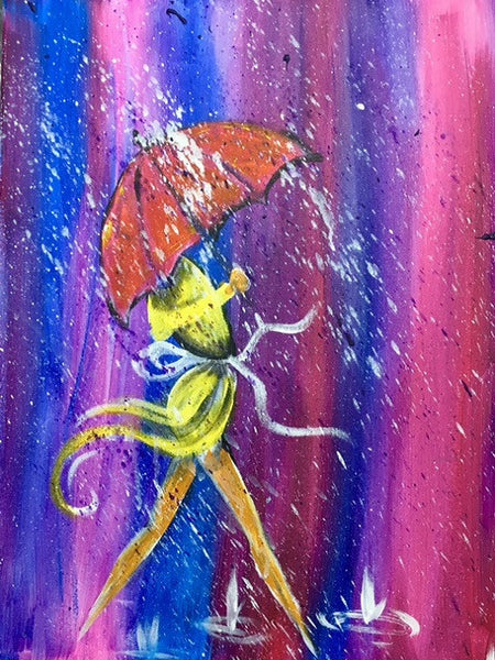 Singing in the Rain (7:30-9:30pm)