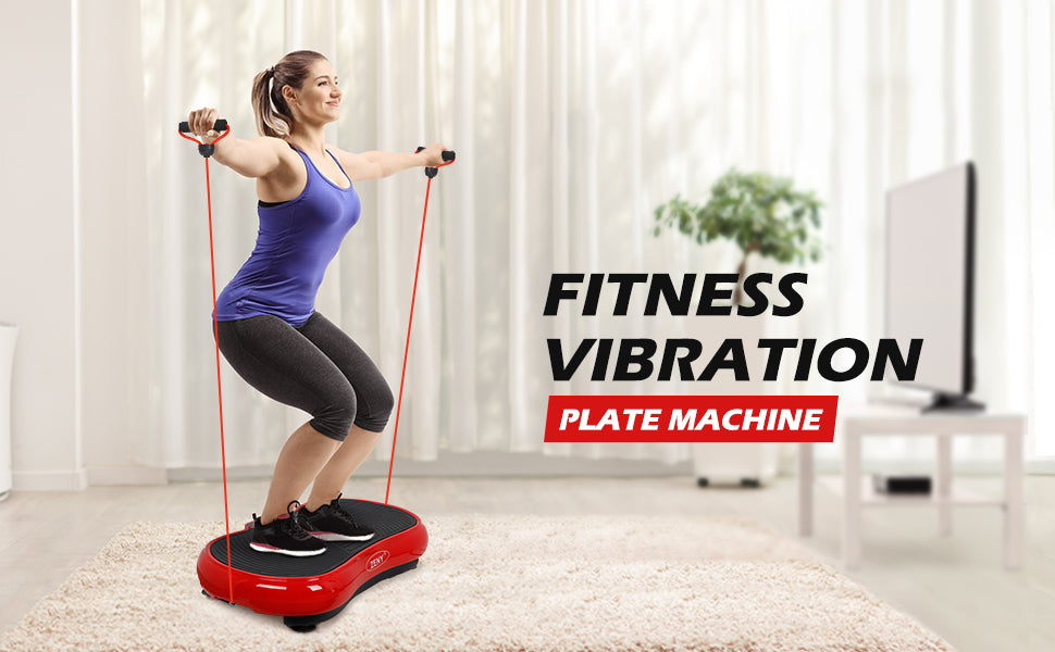 Zeny vibration platform exercise machine