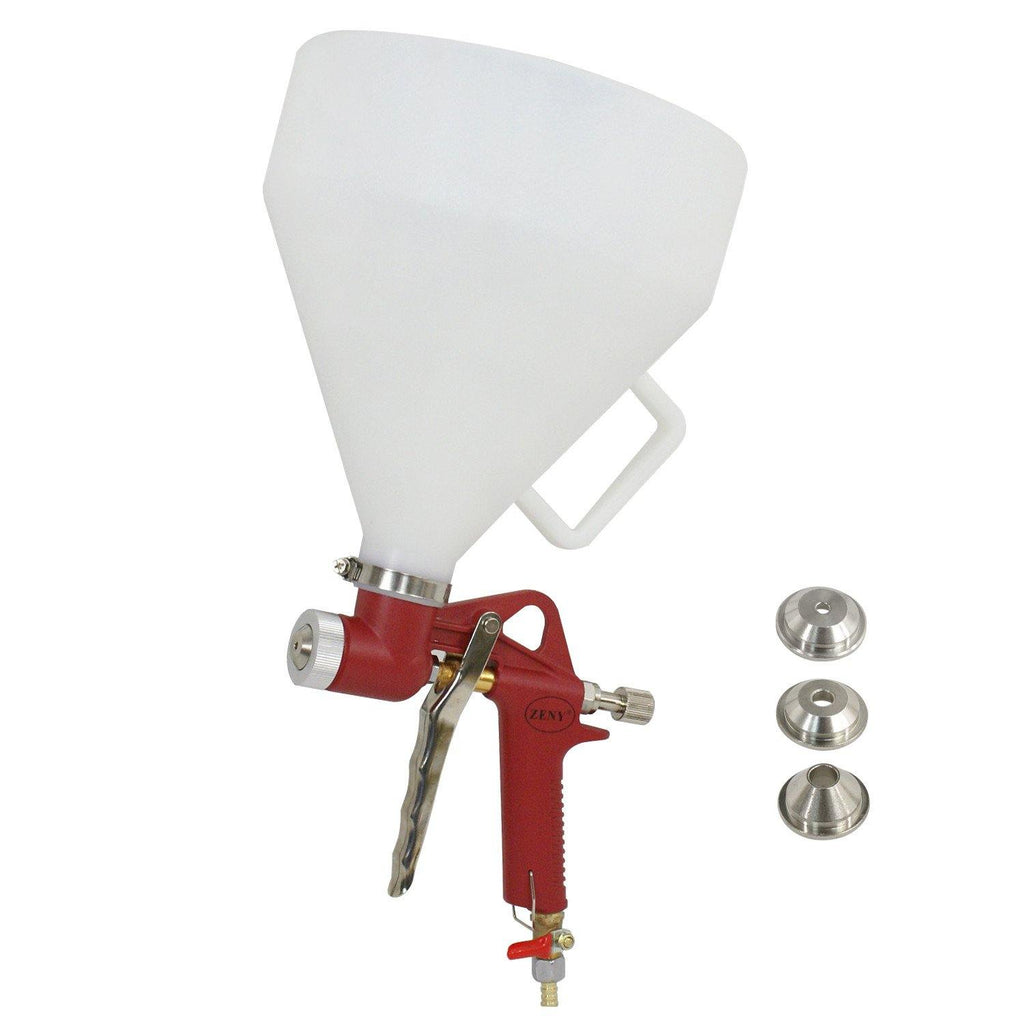 Zeny Air Hopper Spray Gun Paint Texture Tool Painting