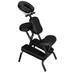ZENY™Deluxe Portable Massage Chair Light Weight Tattoo Spa Therapy Chair w/Carrying Bag Case