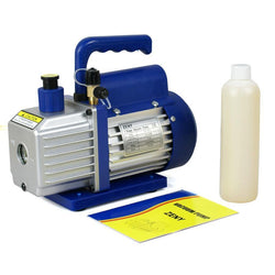 ZENY™ 3.5CMF 1/4HP Electric Vacuum Pump Refrigerant R134a HVAC Air Conditioner