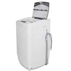 ZENY™ Portable Compact Full-Automatic Washing Machine Holds 10lbs Load Mini Laundry Washer Machine for Home