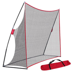 ZENY™ 10x7ft Portable Golf Hitting Pitching Practice Net for Outdoor Training w/ Carry Bag