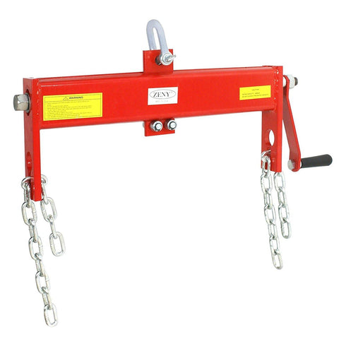 Zeny™ Engine Hoist Load Leveler 2 Ton 4,000Lb Capacity for Shop Crane Cherry Picker