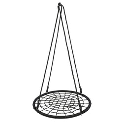 ZENY™ 48'' Kids Web Tree Swing Spide Net Swing with Adjustable Rope,Great for Tree, Playground,Playroom