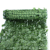 ZENY™39'' x 94'' Artificial Faux Ivy Leaf Privacy Fence Screen Decoration Panels Windscreen Patio Outdoor Wall Decor
