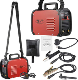 ZENY™ Arc Welding Machine DC Inverter Dual Voltage 110/230V IGBT Welder 160 AMP Stick