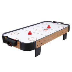 ZENY™ 40-in Tabletop Air Hockey Table for Kids & Adults,Electric Air Hockey Game with Powerful Air Blower with 2 Pucks 2 Pushers