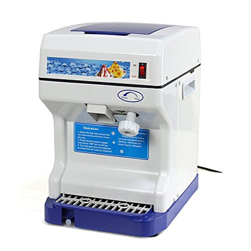 Zeny Ice Shaver Machine Ice Crusher Shaved Ice Maker 200