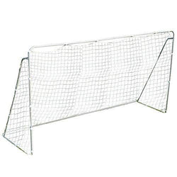 ZENY™ 12 X 6 FT Portable Soccer Goal,Football Goal Steel Post Sports Training Net
