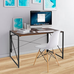 ZENY™ Writing Table Computer Desk,Home Office Computer Workstation PC Laptop Table