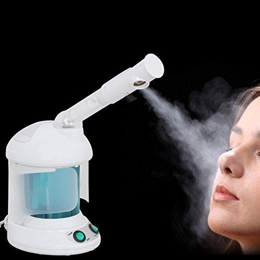 Zeny 2 In 1 Hair And Facial Steamer With Bonnet Zeny
