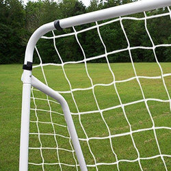 ZENY™  Soccer Goal 12' x 6' Football W/Net Velcro Straps, Anchor Ball Training Sets, Anchor Large Soccer Goal Sports