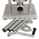 ZENY™ Commercial Sausage Stuffer Two Speed Stainless Steel Meat Press