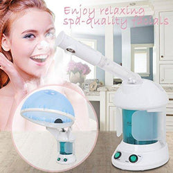 ZENY™ 2 in 1 Hair and Facial Steamer with Bonnet