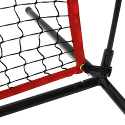 ZENY™ 7'×7' Baseball Softball Practice Net Hitting Batting Training Net w/ Carrying Bag