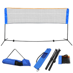 ZENY™ 10'x5' Portable Badminton Net Beach Volleyball Tennis Training Net w/ Carrying Bag