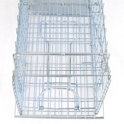 "ZENY™32"" Steel Cage Catch Release Humane Rodent Cage"