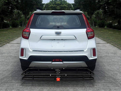 "ZENY™ Universal 53"" Hitch Mount Steel Cargo Carrier Luggage Rack Basket 2'' Receiver Hitch Cargo Rack"