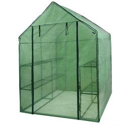 ZENY™ 2 Tier 8 Shelves Mini Walk-in Greenhouse Indoor Outdoor