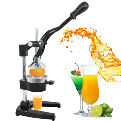 ZENY™ Manual Juicer Hand Press Fruit Juicer Juice Squeezer ComercialCitrus Orange Lemon Extractor