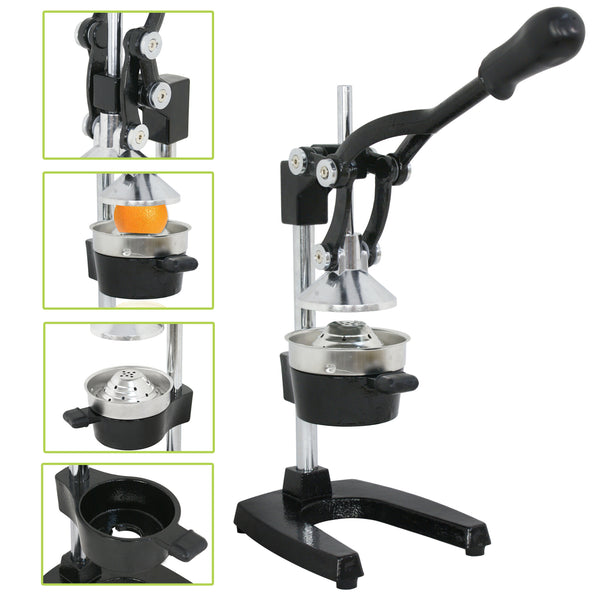 Zeny Manual Juicer Hand Press Fruit Juicer Juice Squeezer