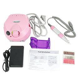 ZENY™ Pro 30000RMP Complete Electric Nail Drill Kit Set Acrylic Manicure Pedicure Machine
