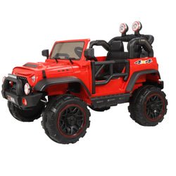 ZENY™ 12V Kids Ride On Car Electric Truck Toy Children's Motorized Cars with Remote Control & Manual Modes