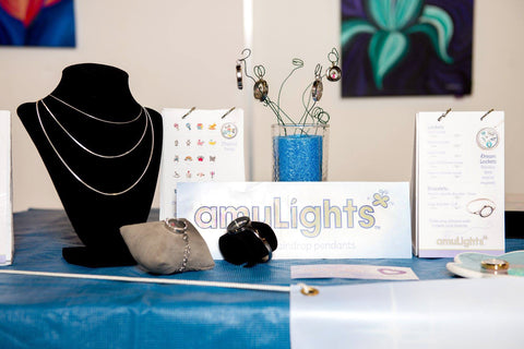 amuLights table photo