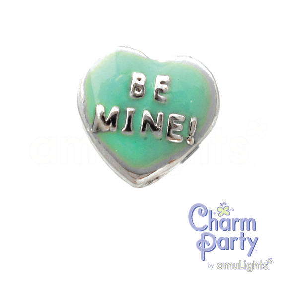Be Mine Heart Charm